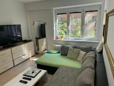 Exkluzívne na predaj 1,5 izbový byt, 44m2, Šancová 55, zrekonštruovaný, pivnica 3m2 + 5m2.