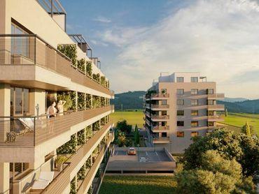 Novostavba Bytový dom Barbora – 2 izbový byt s nádherným výhľadom na Vysoké Tatry