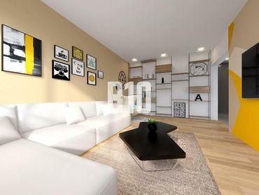 Rezervované - KOŠICKÁ - veľkometrážny 2i byt v pôvodnom stave