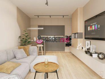Na predaj, dvojizbový byt 42m2, Martin Priekopa, 4TOWERS