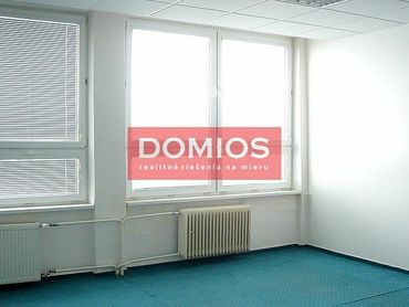 Prenájom kancel. celku (31,11 m2, 2k, 6.p., A.6.04., A.6.03., WC, výťah, parking)