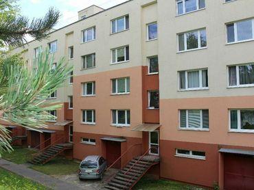 rezervované 2-izbový byt s loggiou, sídlisko SEVER