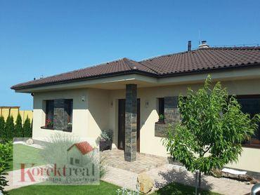 Krásny dom na komfortné a príjemné bývanie 20 min od BA. Obec Hviezdoslavov hneď druhá obec za Milos