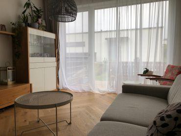 Krásny byt vo viladome s 200m2 záhradou a park. st