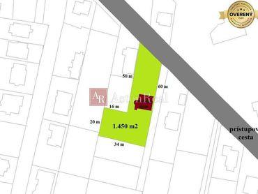 Pripravujeme na PREDAJ: rodinný dom, pozemok 1.450 m2, Prešov