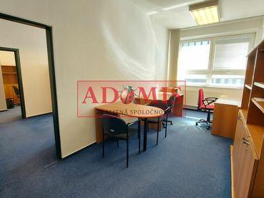 ADOMIS - Prenájom kancelarií v administratívnej budove, 50m2 Košice – Staré Mesto