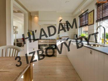 Pre klientov - hľadám na kúpu/predaj 2.až 3.izb. byt v Ma a v okolí.Prosím.Ponúknite.