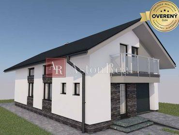 Na predaj Novostavba rodinného domu v obci Zubrohlava