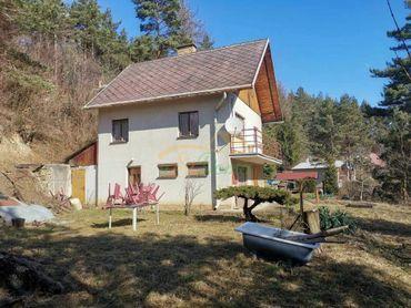 Rekreačná chata v krásnej prírode a výhľadom,  Drienica - Lysá