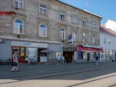 4 izbový byt v centre mesta, Obchodná ulica, investičná príležitosť