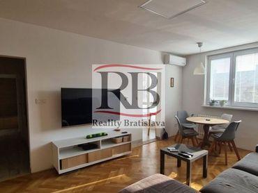 Na prenájom 2 izbový byt na Šalviovej ulici v Ružinove, BAII