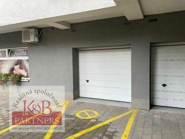 Ponúkame Vám garáž v novostavbe bytového domu na ul. Žilinská v Trenčíne