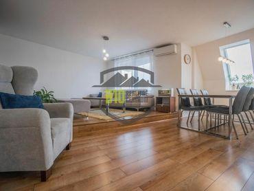 NADŠTANDARDNÝ 3 izbový byt na Chrenovej s krásnym výhľadom na Zobor (kompletná rekonštrukcia, komple