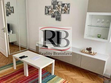 Na prenájom 1i byt na ulici za Sokolovňou, BAI