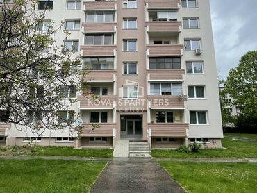 1 izbový byt s balkónom v Nitre - Čermáň