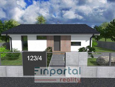 Predáme priestranný 4 izbový rodinný dom - novostavba Košúty