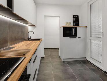 REZERVOVANÝ Ponúkame na predaj jedinečný  4 izbový byt s veľkou loggiou