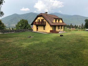 Rodinny dom Karvasa Blahovca