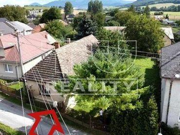 REZERVOVANÉ!!!Výhradne!Rodinný dom, 15 km od Prešova, pozemok 1605 m2