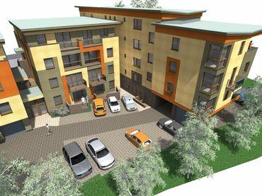 Novostavba 4 izbový byt Rezidencia Prestige Malé Tatry