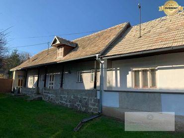 Rodinný dom na predaj - Banská Štiavnica - Prenčov