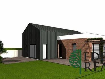 Stavebný pozemok s projektom RD v novobudovanej lokalite