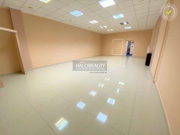 HALO reality - Prenájom, obchodný priestor Rimavská Sobota, Centrum