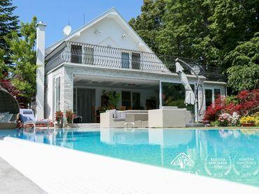 DELTA | Nadštandardný 5 izbový rodinný dom so zimnou záhradou a bazénom, Kvetná, Dunajská Lužná