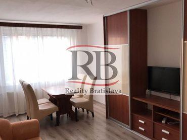 Na prenájom 2 izbový byt na Rumančekovej ulici v Ružinove, BAII