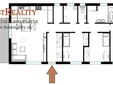 4 izbový rodinný dom na predaj NOVOSTAVBA v pôvodnej časti obce Krb, 3x parking,  Ivanka pri Dunaji