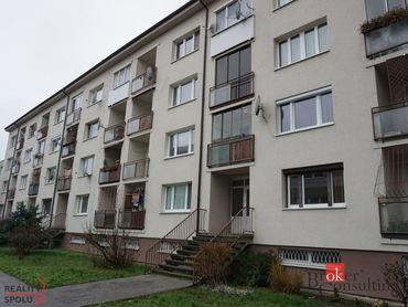 Na predaj 3. izbový byt v centre Senca