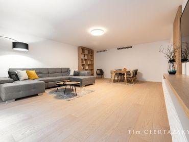 3i byt ꓲ 167 m2 ꓲ SKALNÁ ꓲ veľký, moderný a úplne nový byt v Rezidencii Hradný vrch