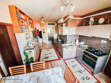 Na predaj úžasne prerobený, kompletne rekonštruovaný 3 izbový byt v najvyhľadávanejšej