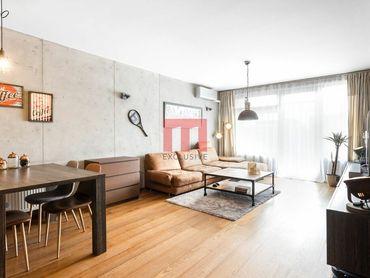 Na predaj veľkometrážny 2 izbový byt v novostavbe Tatra City na začiatku Petržalky s parkovaním
