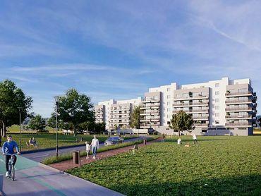Bytový dom Merťuky - 2 izbový byt s veľkým balkónom v krásnom prostredí
