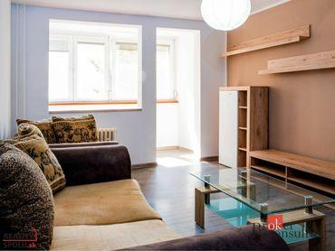 4 izbový byt Sekurisova ulica na predaj, Bratislava - Dúbravka, s opciou na garáž
