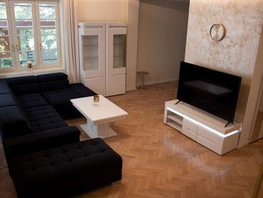 Luxusný, mezonetový, zariadený 3-izbový apartmán