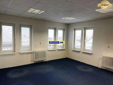 Prenájom kancelária apartmán 55,16 m2 Martin blízke centrum