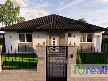 REZERVOVANÝ Novostavba 4 izb. rodinný dom len 30 minút od Bratislavy KLASIK 26