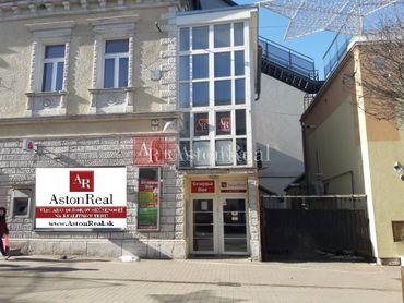 Prenájom: Priestory v centre mesta Poprad, 35 m2