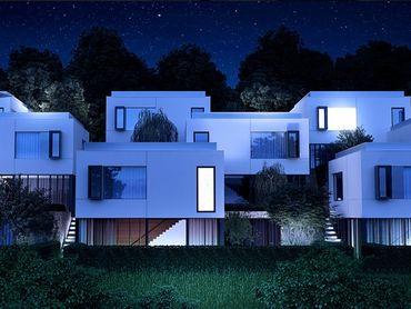VILY KOLIBA – RIVANER 6 izbový RD so záhradou a veľkou panoramatickou terasou