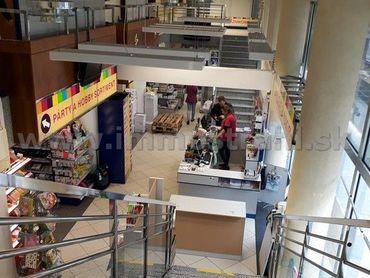 Obchodný priestor 307 m2 na prenájom v objekte LUXOR na Štúrovej ulici