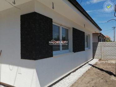 HALO reality - Predaj, rodinný dom Dunajská Streda, TOP ponuka - NOVOSTAVBA
