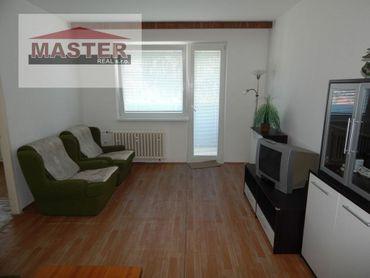 MASTER REAL- Na Predaj 2-izbový byt, 50 m2 s balkónom, Prievidza, sídlisko Žabník