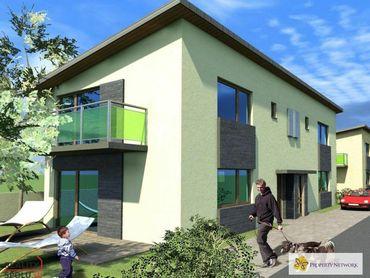 NOVOSTAVBA NA PREDAJ mezonetový 3 alt. 4  i byt, balkón, terasa, záhrada, 2 x parkovanie