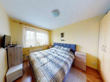 3D virtuálna prehliadka, Kompletná rekonštrukcia, 3-izbový byt s loggiou, Hrobakova ul, Bratislava-V