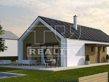 Pripravujeme do ponuky novostavbu 4 izbového bungalovu, pozemok 765 m2 Smolenice, okr. Trnava