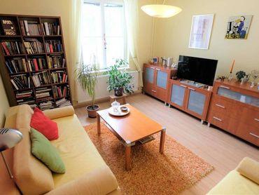 PREDAJ - Veľký 2 izbový byt, Nové Mesto, Bratislava