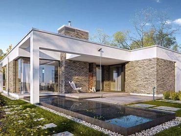 Predaj 4 izbového rodinného domu bez pozemku, novostavba