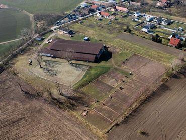 Jazdecký areál Lehnice